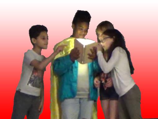 Kinderrechtetheater MichaelEndeSchule